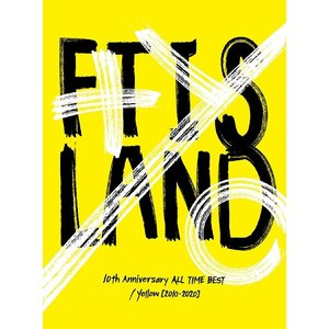 [CD]/FTISLAND/10th Anniversary ALL TIME BEST/ Yellow [2010-2020] [2CD+Blu-r|neowing