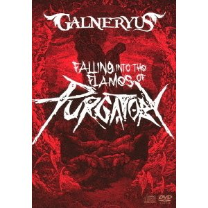[DVD]/GALNERYUS/FALLING INTO THE FLAMES OF PURGATO...