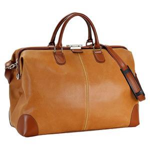 日本製 豊岡製鞄 ダレスバッグ メンズ 2way ボストンバッグ ショルダーベルト 合皮 革 トラベル ビジネス 出張 ゴルフ 旅行  キャメル|nep