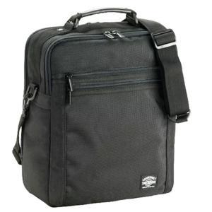 ショルダーバック メンズ ショルダーバック 縦型ポリエステルA4 大寸26cm キャリーオン ・キャリー装着ビジネスバッグ ハンドバッグ|nep