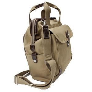 日本製 豊岡製鞄 ダレスバッグ 2way メンズ ダレス バッグ 帆布 ステッチオン Stitch-on 52120|nep