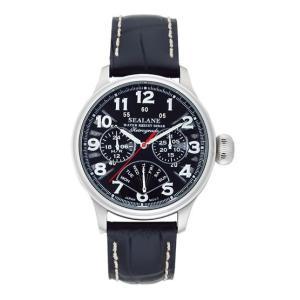 シーレーン 腕時計 シーレーン SEALANE SE31-LBK nep