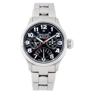 シーレーン 腕時計 シーレーン SEALANE SE31-MBK nep