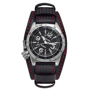 シーレーン 腕時計 シーレーン SEALANE 腕時計 メンズ 男性用 自動巻き(機械式) N夜光 20気圧防水 SE53-LBK nep