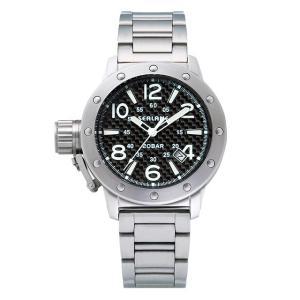 シーレーン 腕時計 シーレーン SEALANE 腕時計 メンズ 男性用 自動巻き(機械式) N夜光 20気圧防水 SE54-MBK nep