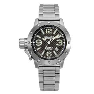シーレーン SEALANE シーレーン 腕時計 メンズ SEJ010-MBK nep