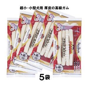 【送料込み】高級ガム3袋 超小・小型犬用トラッドホワイト 棒型&骨型プチ ペッツルート メール便 nepet-shop