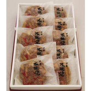 木槌焼 10個入り|nerima-fugetsudo