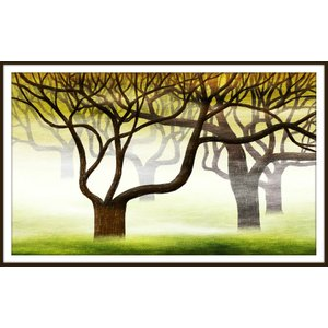 絵画「春は木に悪いってことはないさ」 ジクレー版画 ヨーロッパで大人気 ネルバ作 111-200 nerva