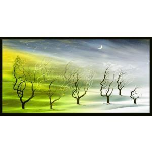絵画「春前夜」 ジクレー版画 ヨーロッパで大人気 ネルバ作 112-207|nerva