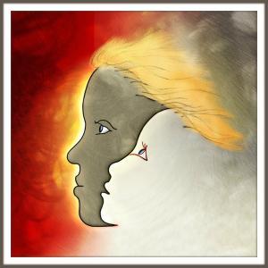 絵画「大人になるということ」 ジクレー版画 ヨーロッパで大人気 ネルバ作 112-211|nerva