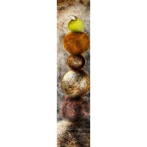 絵画 「ここなら捕まらないよ」117-304 ネルバ作 ジクレー版画 北欧アート|nerva