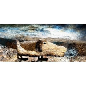 絵画 「朝のかほり」117-306 ネルバ作 ジクレー版画|nerva
