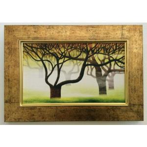 額縁付き 絵画「春は木に悪いってことはないさ」 ジクレー版画 ヨーロッパで大人気 ネルバ作 311-200|nerva