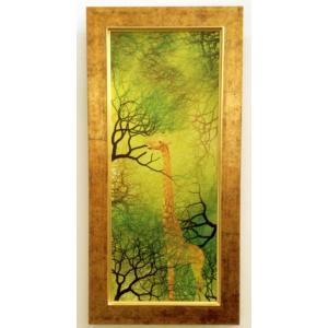 額縁付き 絵画「春の味がするね!」 ジクレー版画 ヨーロッパで大人気 ネルバ作 314-244|nerva