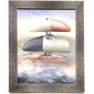 北欧絵画 額縁付き 絵画「最高のカップル」316-275 ジクレー版画  ネルバ作|nerva