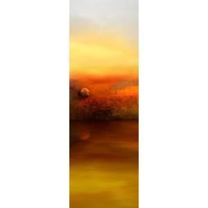 額縁付き 絵画 ネルバ作「なんとなく落ち着く場所」317-302 ジクレー版画|nerva