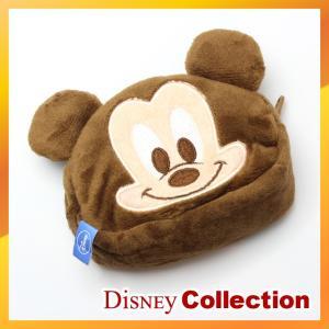 ポーチ ディズニー 公式 ミッキーマウス グッズ 黄色 かわ...