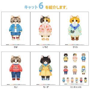 【コットン】CAT 5 キャットファイブ(6Type)【再入荷】|nesshome|03