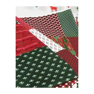 【コットン】メリークリスマス 42パッチカットクロス|nesshome|02