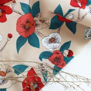 ( コットン ) レッドカメリアコットン(Red Camellia Cotton) 【 商用利用可 】|nesshome