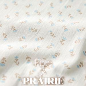 ( コットン ) ミントフラワー コットン│Pine for Prairie series 【 手作り 手芸 】 【 商用利用可 】|nesshome