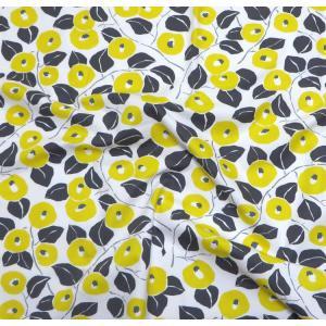 【コットン】カンタータフラワー北欧スタイルオックスフォード 北欧風 フラワー 花柄 オックス コットン ハンドメイド 手作り 手芸 布 材料 通販|nesshome|05
