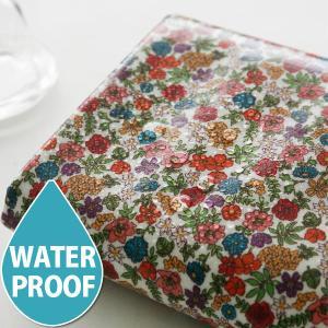 【ラミネート】 アンズガーデンFlower Linen Laminating|nesshome