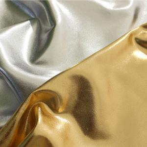 【特殊生地】GOLD & SILVER SPAN(ストレッチ生地)|nesshome