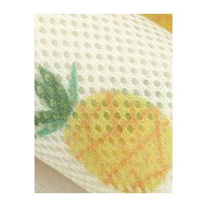 【3Dメッシュ生地】パインアップル3Dエアーメッシュ生地|nesshome|02