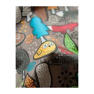 【リップストップ】森の中のフクロウ|nesshome