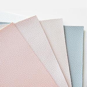 【レザー】クリーミーフェイクレザー5種類 テープ 手芸 フェイクレザー 手縫い 手作り リボン パステル|nesshome