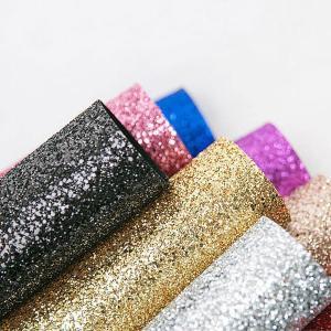 【全品対象 最大10%OFFクーポン配布中】【フェルト】大きなラメグリッターフェルト(Glitter Felt Large particles)|nesshome