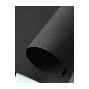 【紙の生地】ブラック★ペーパーファブリック☆洗えます◇再入荷◇|nesshome