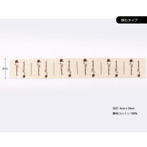 【ラベル】挟みタグ40mmコットンラベル-ハンドメイド(6個) nesshome 02