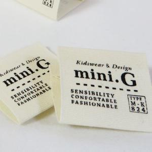 【 ラベル 】mini.G vintage Label(2個)ミニGヴィンテージラベル|nesshome