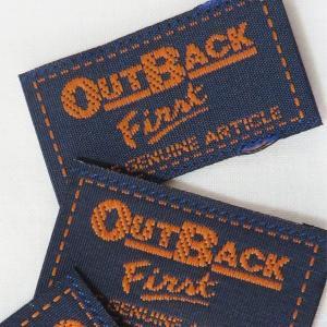 【 ラベル 】OutBack vintageラベル2個(アウトバックヴィンテージラベル)|nesshome