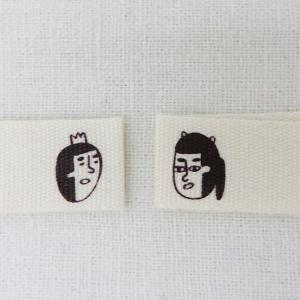 【ラベル】男と女(2個) 【 商用利用可 】|nesshome|02