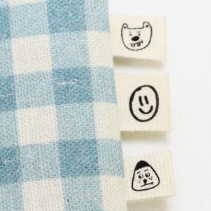 ( ラベル ) 三兄弟 Mini ラベル(2個) 【 商用利用可 】【 新商品セール 特別価格 】|nesshome