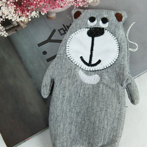 【ニューアイテム!SALE!!特別価格】【ワッペン】縫いぐるみクマさんワッペン|nesshome
