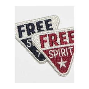 【ワッペン】Free Spirit Starワッペン(2種類)|nesshome