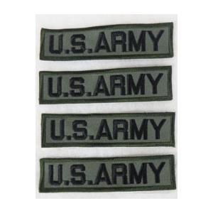 【ワッペン】U.S.ARMY ワッペン/ミリタリーワッペン|nesshome