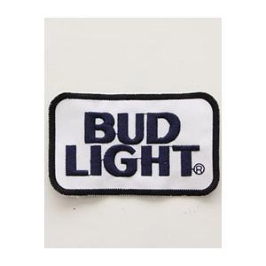 【ワッペン】BUD LIGHTワッペン