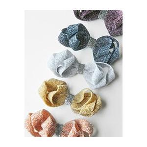 【手芸テープ】Pearl Knit(パールニット)グリッターリボン(幅1.5cm)|nesshome|03
