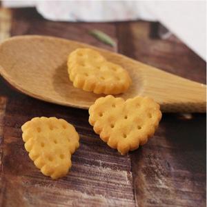 【ボタン】ハートレトロビスケットボタン(1個)Retro Biscuit Button series【 商用利用可 】|nesshome