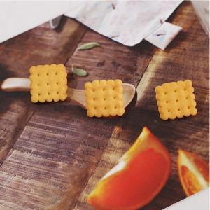 【ボタン】スクエアレトロビスケットボタン(1個)Retro Biscuit Button series|nesshome