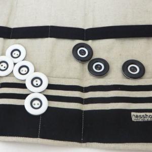 ( ボタン )Circle Line Button(サークルライン)ボタン2個【 商用利用可 】 nesshome 06