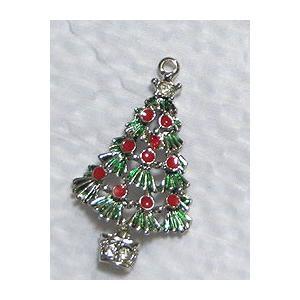 【チャーム】キュービッククリスマスツリー|nesshome