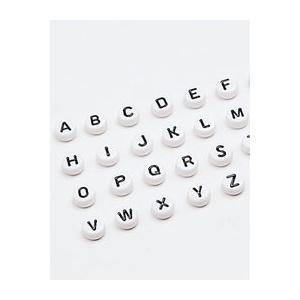 【チャーム】アルファベットビーズ|nesshome
