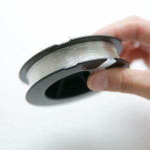 【紐】ウレタン透明紐 0.7mm(ブレスレット紐)50M|nesshome
